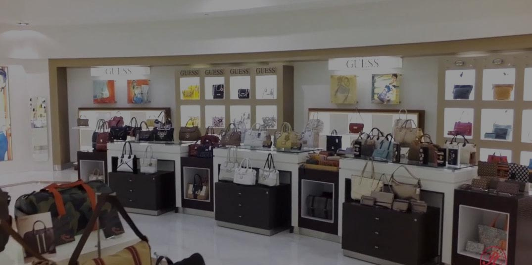 Guess Show room